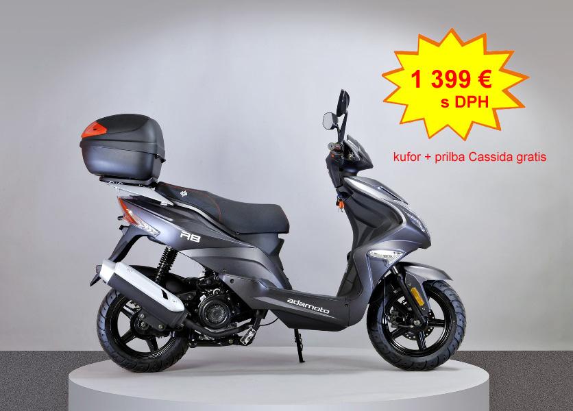 Adamoto R8 125 skuter